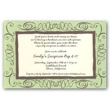 surprise 60th birthday 40th birthday invitation wording ideas best invitations card ideas