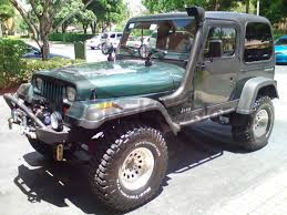 european jeep wrangler snorkel jeep wrangler yj 1987 1996