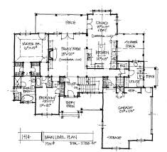 house plans with walkout basement on side arts