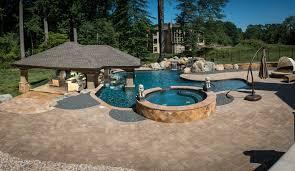 inground pools holmdel pools by design new jersey 3 custom