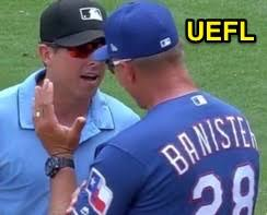 Jordan Banister Mlb Ejection 133 Tripp Gibson 3 Jeff Banister Close Call