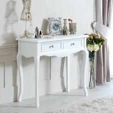console pour chambre console pour chambre a coucher elise white range two drawer console