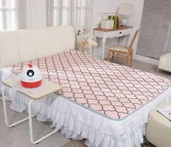 us seller steamboy hsmt 400 water heated queen size mattress