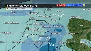Western Pennsylvania Map by Alberta Clipper Bringing Snow To Western Pennsylvania Wpxi