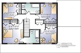 traditional 2 house plans house plan w3706 detail from drummondhouseplans com