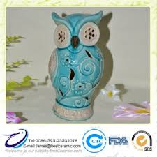 ceramic ornament dehua ceramic owl ornament manufacturers