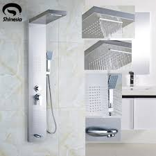 Bathroom Shower Panels by Compare Prices On Shower Panel Online Shopping Buy Low Price