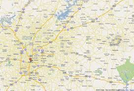 Marta Train Map Atlanta Atlanta Map Maps Atlanta United States Of America