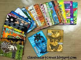 1027 best artist trading cards images on artist