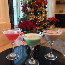 martini mistletoe 4 heavenly cocktails from reunion resort to make this holiday