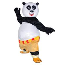 Kung Fu Panda Halloween Costumes Birthday Parties