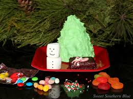 christmas tree cake craft for kids sweet southern blue