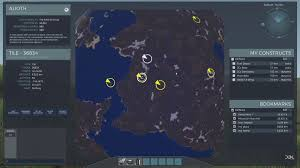 Planet Map Interactive Map Official Dual Universe Wiki