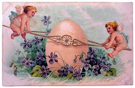 historical easter cards from the turn of the century slovakia