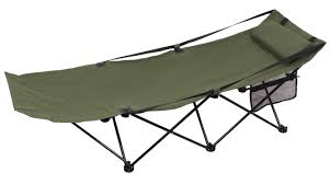 Folding Cot Bed Olive Drab Army Green Folding Cing Travel Portable Cing Tent