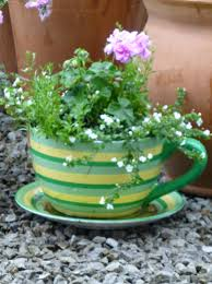 Cute Flower Pots by Tea Cup Flower Pot U2013 Rseapt Org