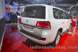 land cruiser car 2016 2016 toyota land cruiser auto expo 2016 live