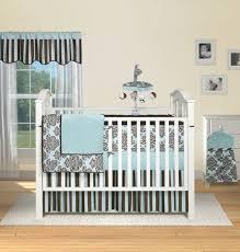 Blue And Green Crib Bedding Sets Crib Bedding Sets For Boys Baby Fleurdujourla Com Home