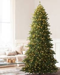 decorating costco artificial trees 9 ft slim tree