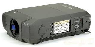 reset l timer panasonic projector christie roadrunner lx100 projector l