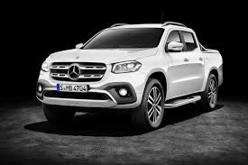 mercedes jeep 2016 white mercedes x class official details pictures and video of new