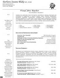 Job Objectives For Resume by 15 Best Art Teacher Resume Templates Images On Pinterest Teacher