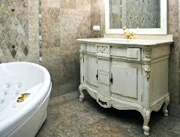 Shabby Chic Bathroom Vanities Shabby Chic Bathroom Sink Unit Solid Beam Basin Vanity Unit Wash