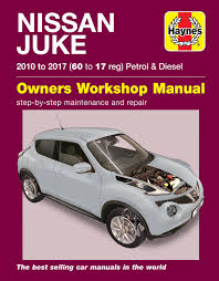 nissan juke sporty johnny u0027s chiltons user manuals