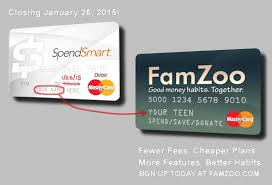 prepaid credit cards for kids looking for a smart alternative to the defunct spendsmart and