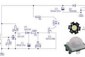 pir motion sensor light wiring diagram wiring diagram