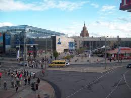 Riga Central Station