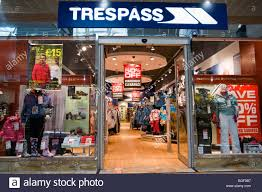 designer outlet store trespass clothing shop at gloucester quays designer outlet uk