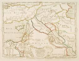 Biblical Map Of The Middle East by Armenia The Forgotten Paradise Peopleofar
