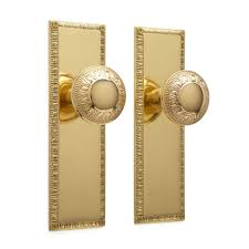 Exterior Door Knobs Door Handles And Lock Sets Signature Hardware