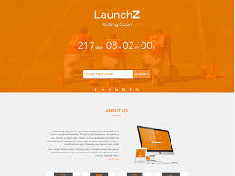 12 best bootstrap free coming soon templates in october 2015