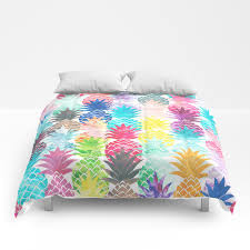watercolor comforters society6