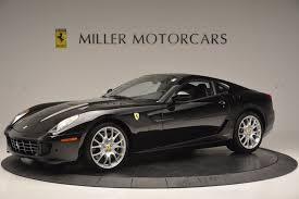 2008 ferrari 599 gtb fiorano stock 4351 for sale near greenwich