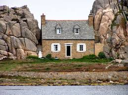 little house the flying tortoise castel meur the little house in brittany