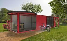 bureau container entreprise des containers qui deviennent chambre ou bureau actu fr