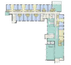 Dorm Floor Plans by Massachusetts State College Building Authority Campuses