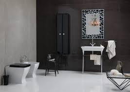Modern Contemporary Bathroom Mirrors by Awesome Contemporary Bathroom Mirrors With Feature Wall Clean Design
