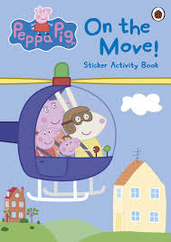 Peppa Pig 2017 Book Peppa S Day Out Sticker Activity Book Peppa Pig Co