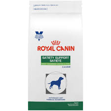 royal canin veterinary diet canine satiety support dry dog food