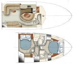 Catamaran Floor Plans by Ellen Henry Design Interior Design Boats Yacht Seattle Wa
