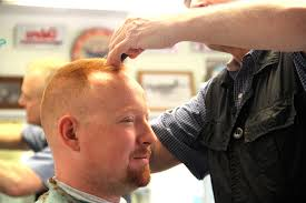 kutters barber shop offers cuts and conversations u2013 wuft news