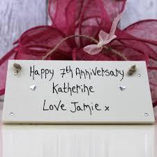 7th wedding anniversary gifts wedding gift simple traditional 7th wedding anniversary gifts