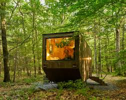tiny home rentals getaway is a new harvard startup that lets city slickers try out