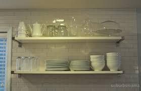 Open Kitchen Cabinets Open Kitchen Shelves Instead Of Cabinets The Positive Side Of