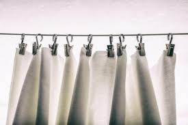 Shower Curtain To Window Curtain How To Get A Shower Curtain To Stop Sticking U2014plus More Shower