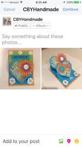 cby handmade happy mother u0027s day greeting card cby mother u0027s